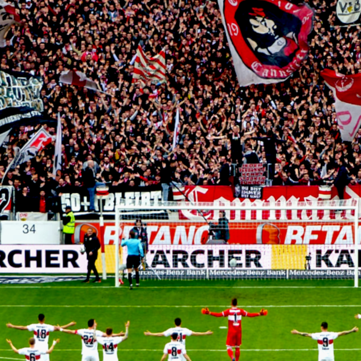 Zuschauerzahlen 1. – 3. Liga vom 1. Märzwochenende!