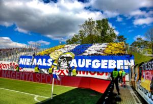 Zuschauerzahlen und Auswärtsfahrer: 33. Spieltag (1./2. Liga), 37. Spieltag (3. Liga)