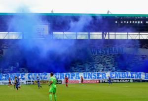 DFB-Pokal: Zuschauerzahlen und Auswärtsfahrer der 1. Runde