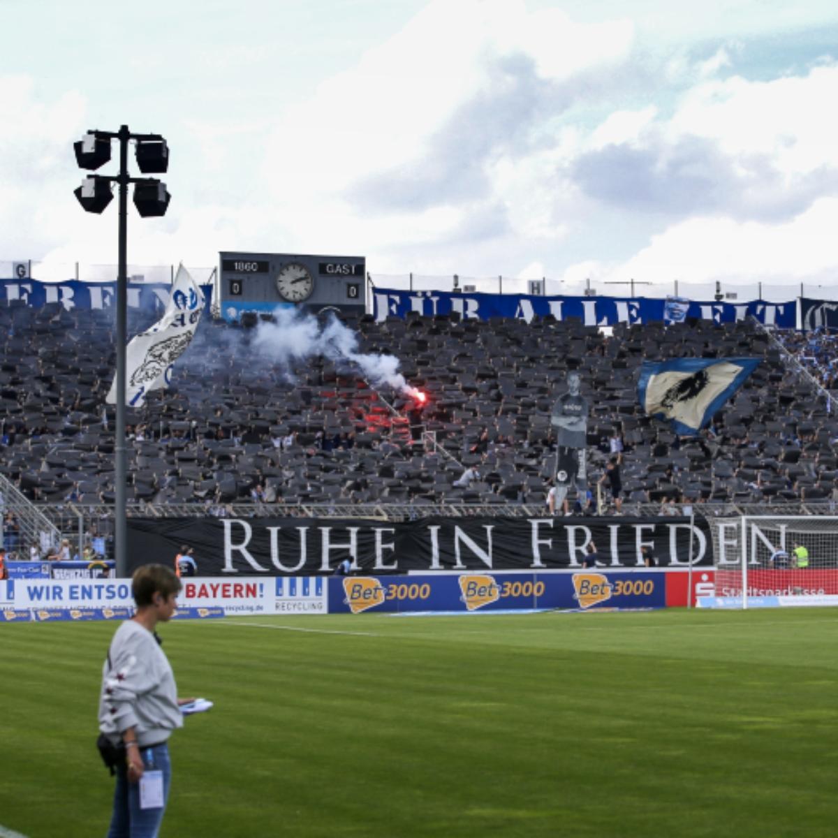 3. Liga: Zuschauerzahlen & Auswärtsfahrer des 8. Spieltag