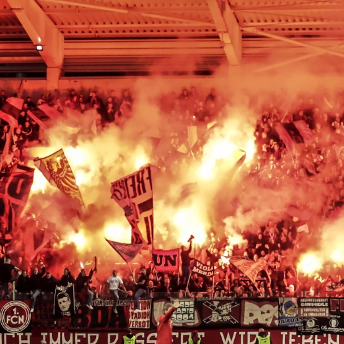 2. Liga: Zuschauerzahlen und Auswärtsfahrer des 10. Spieltag