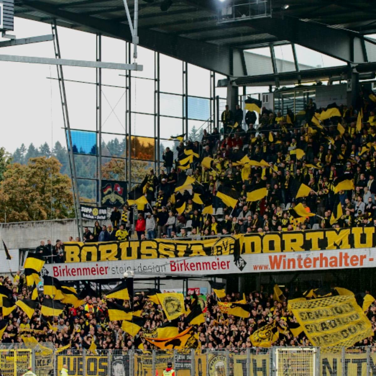 1. Liga: Zuschauerzahlen und Auswärtsfahrer des 7. Spieltag