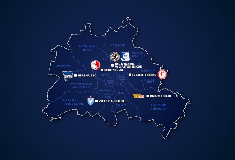(Fußball-)Hauptstadt Berlin