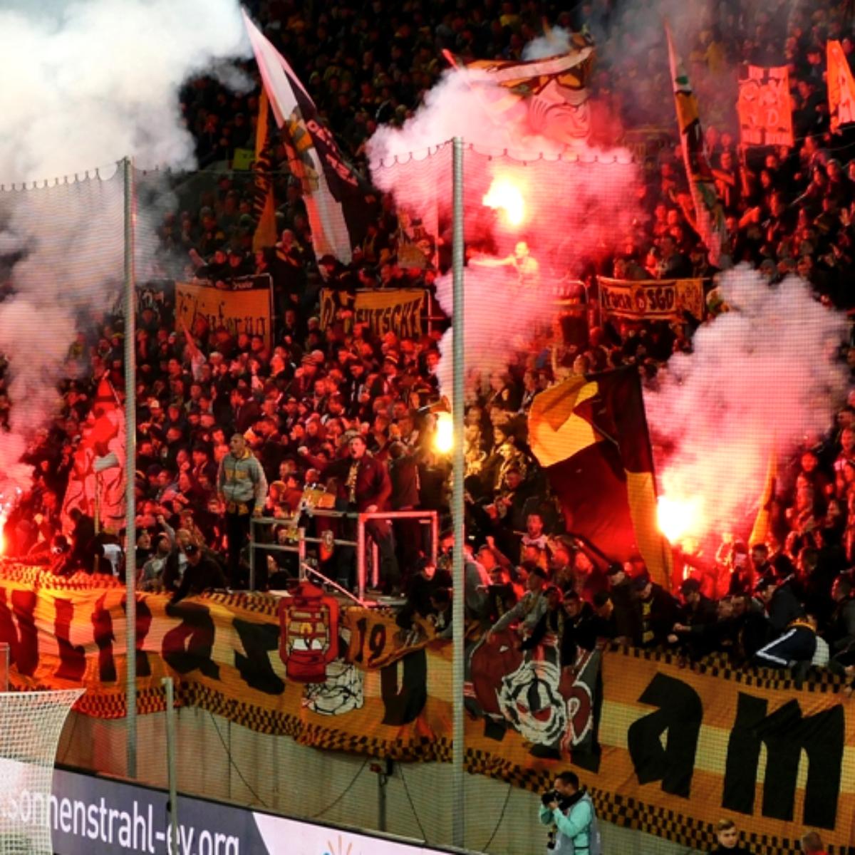 2. Liga: Zuschauerzahlen und Auswärtsfahrer des 13. Spieltag