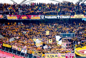 2. Liga: Zuschauerzahlen und Auswärtsfahrer des 12. Spieltag