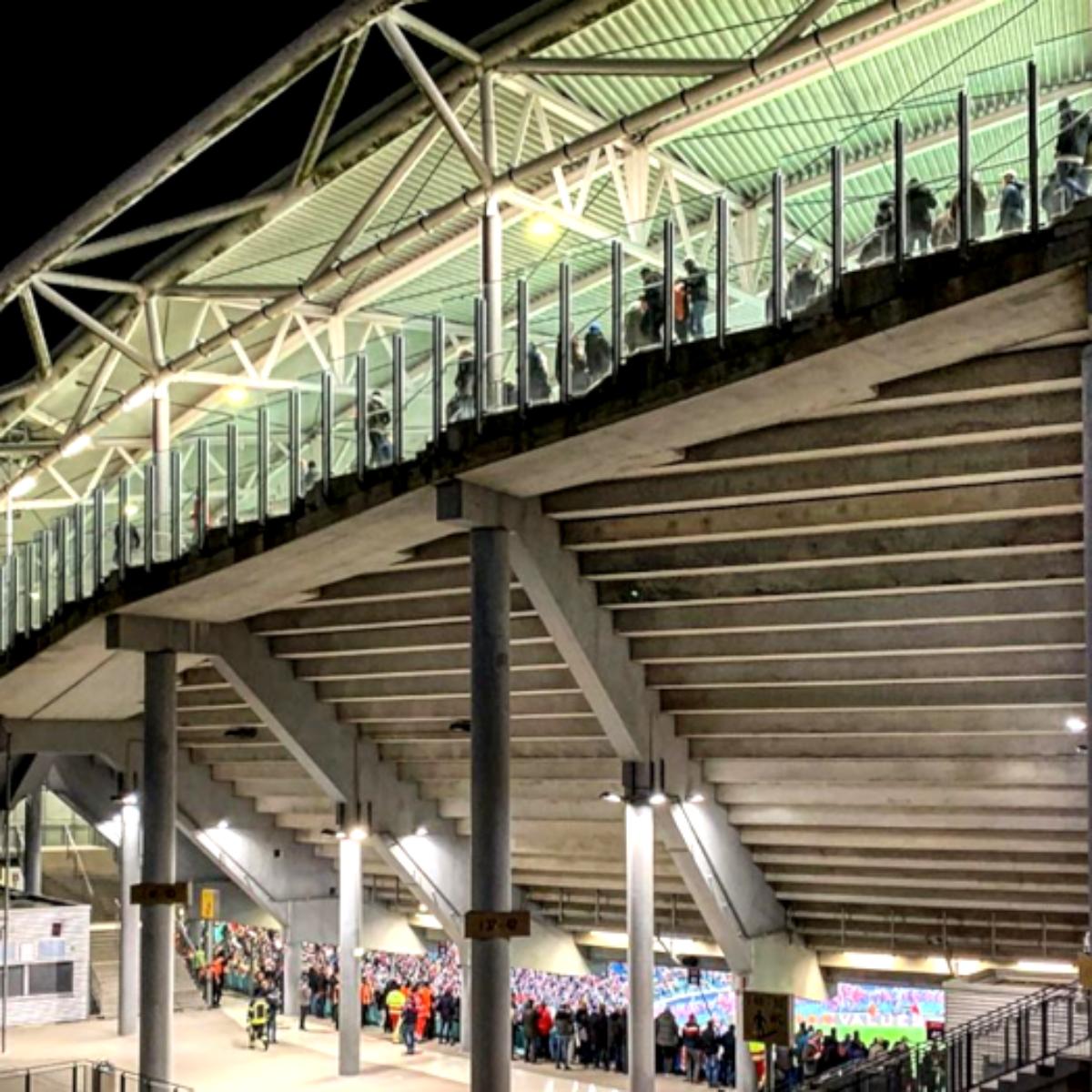 1. Liga: Zuschauerzahlen und Auswärtsfahrer des 12. Spieltag