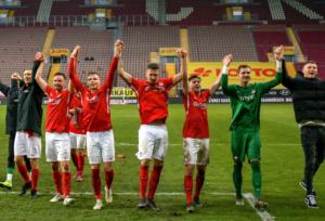 Fünf FCK-Siege in Folge zuletzt 2009