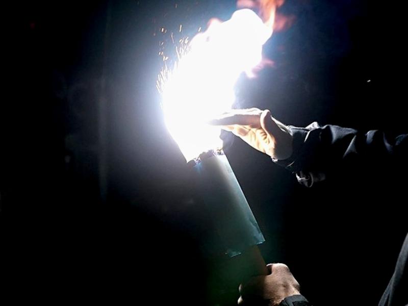 Kalte Pyrotechnik: Brenntemperaturen im Vergleich