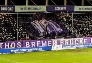 2. Liga: Zuschauerzahlen und Auswärtsfahrer des 15. Spieltag