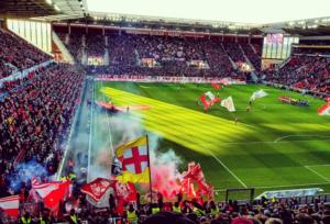 1. Liga: Zuschauerzahlen des 18. Spieltag