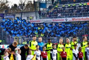 1. Liga: Zuschauerzahlen des 19. Spieltag