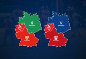 Die Wintermeister der U19 und U17 Bundesliga