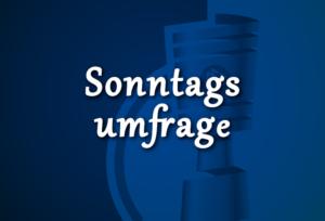 Sonntagsumfrage: Wer wird DFB-Pokalsieger 2020?
