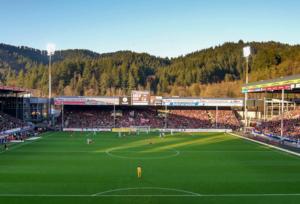 1. Liga: Zuschauerzahlen des 21. Spieltag