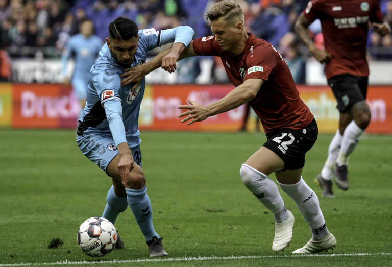 Die Tabelle Von Der Ersten Bundesliga