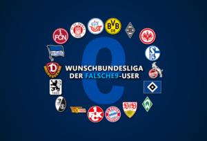 Wunschbundesliga: Diese Vereine habt Ihr in die 1. Liga gewählt