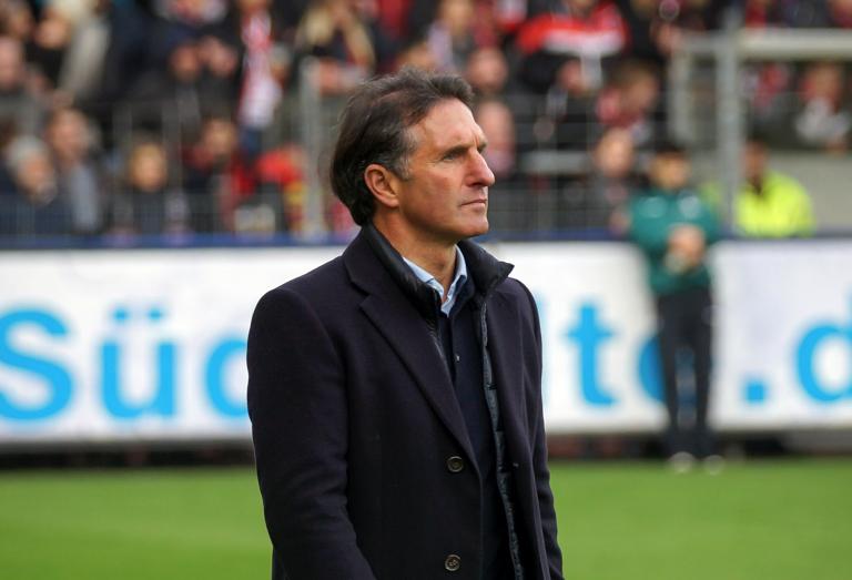 Uerdingen vor dem HSV, VfB und 1860: Trainer seit der Saison 2010/11