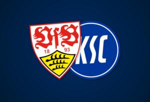 Saisonplatzierungen im Vergleich: Stuttgart und Karlsruhe