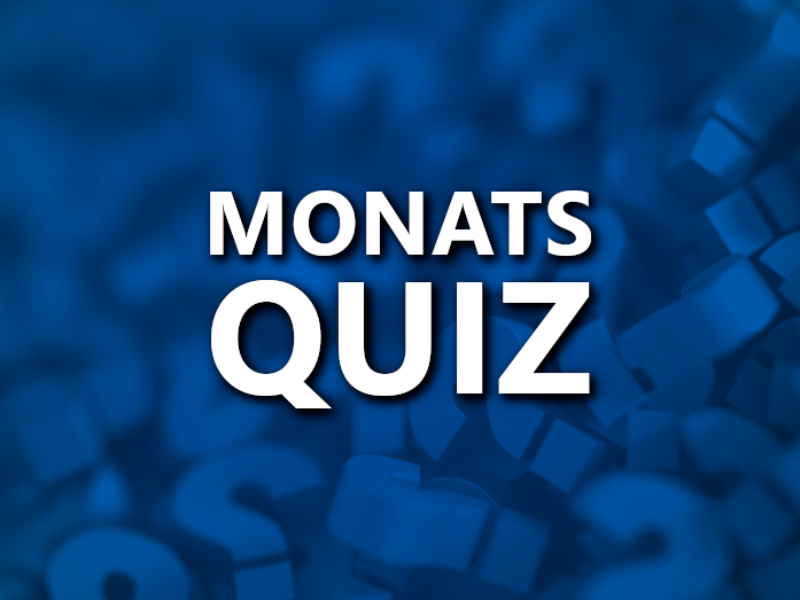 Monatsquiz April 2020