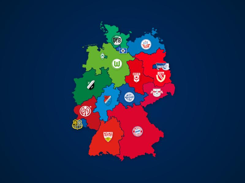 Die Vereine mit den meisten Toren 2019/20