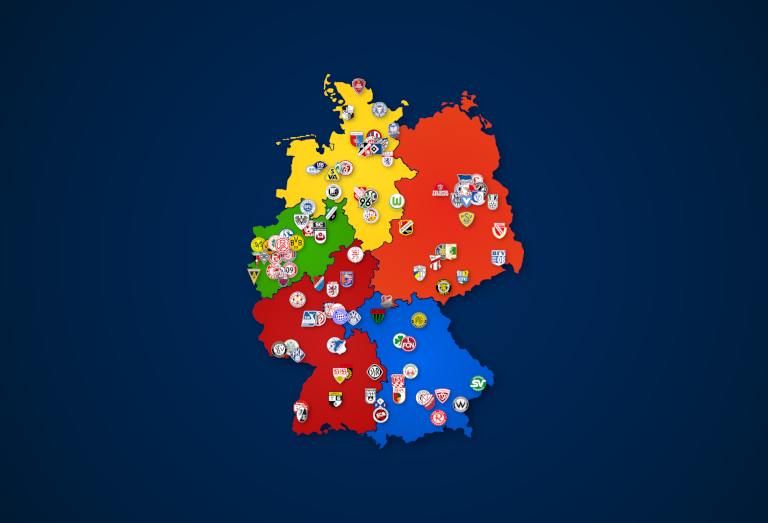 Die Regionalligen & Regionalligisten 2020/21