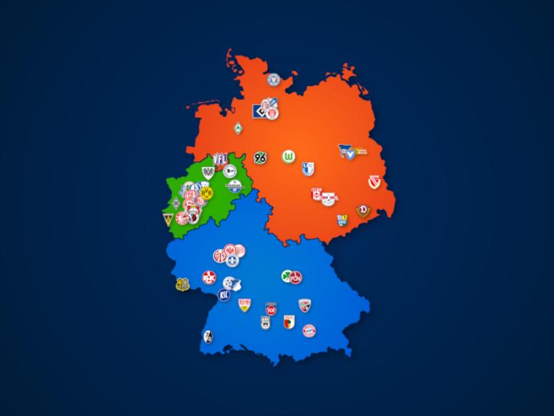 Die U19-Bundesligen und Bundesligisten 2020/21
