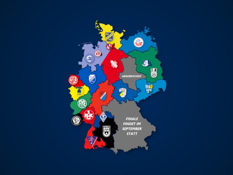 Verbandspokalsieger 2019/20 in der Übersicht