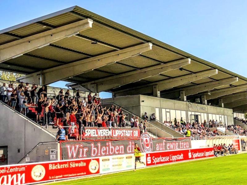Regionalliga West 20/21: Zuschauerzahlen des 4. Spieltag