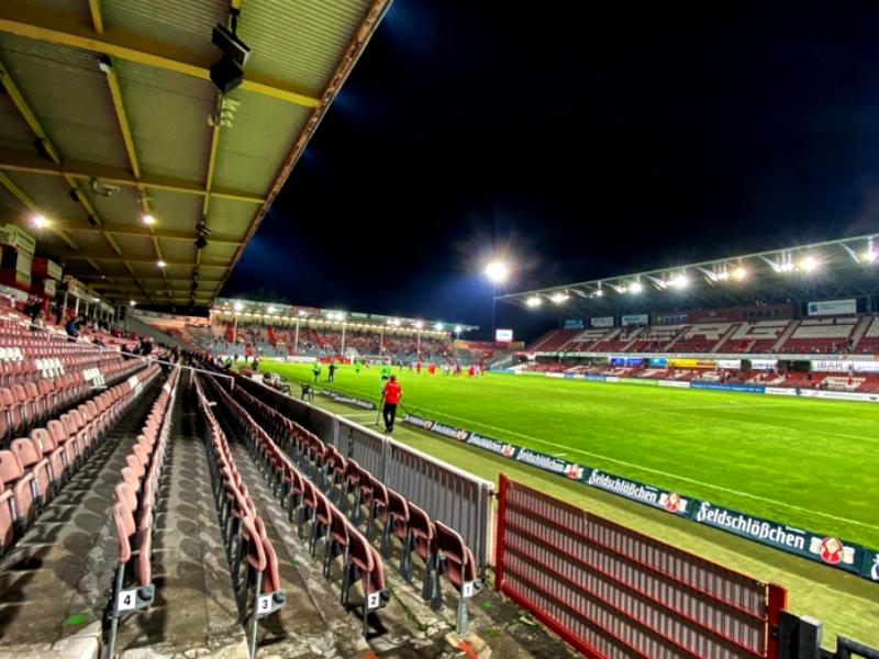 Regionalliga Nordost 20/21: Zuschauerzahlen des 7. Spieltag