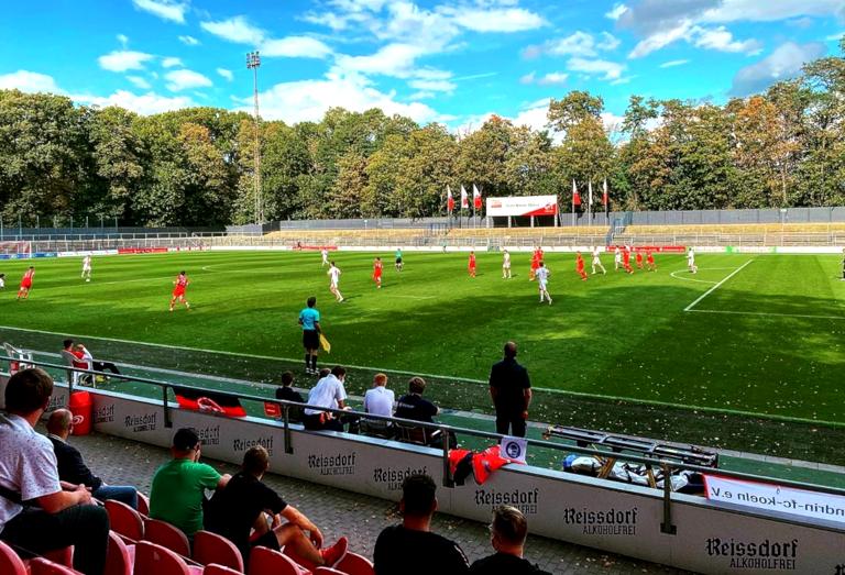 Regionalliga West 20/21: Zuschauerzahlen des 5. Spieltag