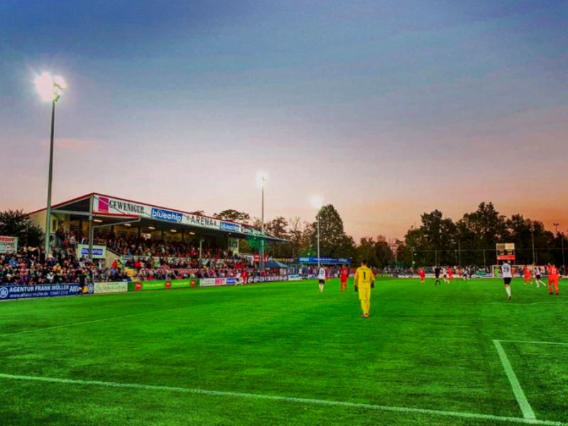 Regionalliga Nordost 20/21: Zuschauerzahlen des 6. Spieltag