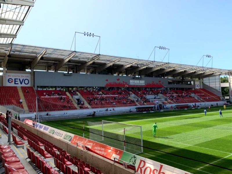 Regionalliga Südwest 20/21: Zuschauerzahlen des 4. Spieltag