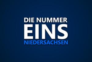 Die Nummer 1 in Niedersachsen: Wer war in welcher Saison das beste Team im Bundesland?