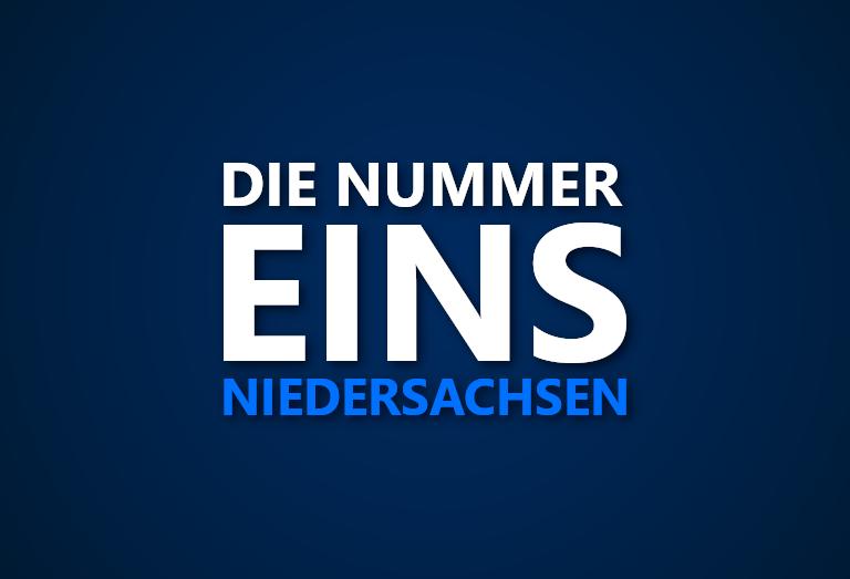 Die Nummer 1 in Niedersachsen: Wer spielte wann die beste Saison?