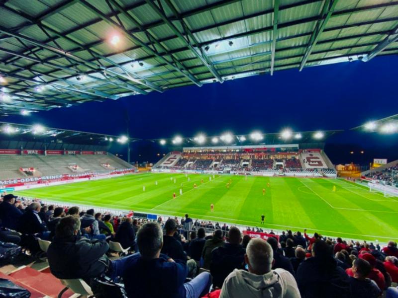 Regionalliga West 20/21: Zuschauerzahlen des 7. Spieltag