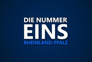 Die Nummer 1 in Rheinland-Pfalz: Wer war in welcher Saison das beste Team im Bundesland?