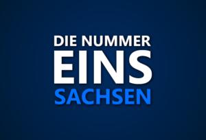Die Nummer 1 in Sachsen: Wer war in welcher Saison das beste Team im Bundesland?