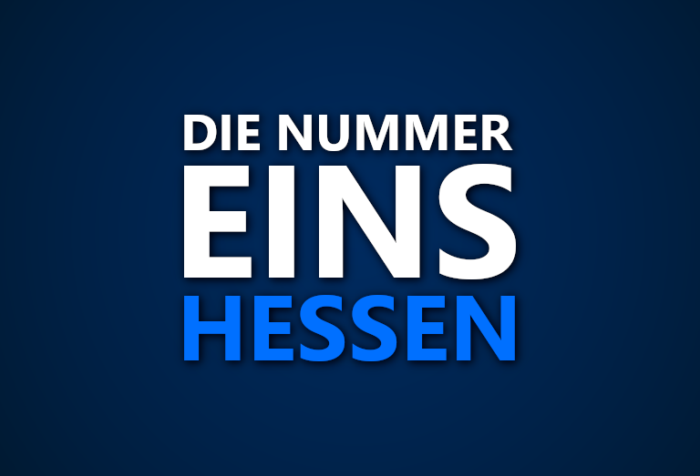 Die Nummer 1 in Hessen: Wer war in welcher Saison das beste Team im Bundesland?