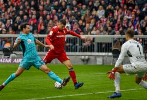 Lewandowski knackt die 250 Tore: Gegen wen er wie oft traf