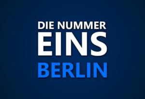 Die Nummer 1 in Berlin: Wer war in welcher Saison das beste Team im (geteilten) Stadtstaat?