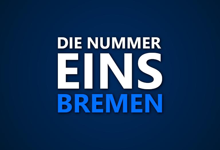 Die Nummer 1 in Bremen: Wer war in welcher Saison das beste Team im Stadtstaat?