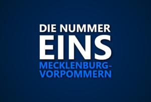 Die Nummer 1 in Mecklenburg-Vorpommern: Wer war in welcher Saison das beste Team im Bundesland?