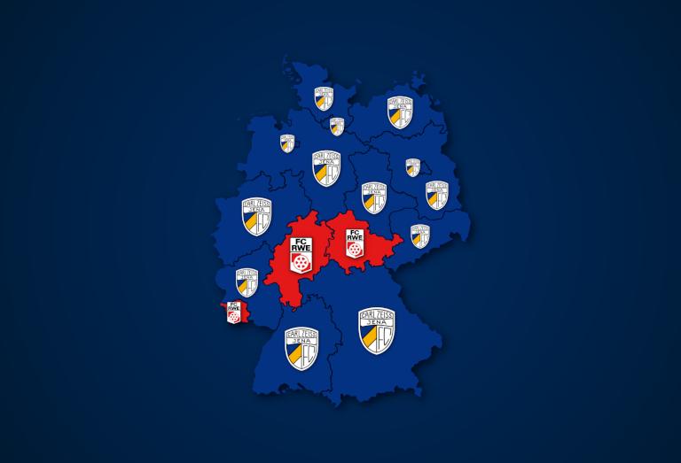 Häufiger bei Google gesucht: Carl Zeiss Jena oder Rot-Weiss Erfurt?