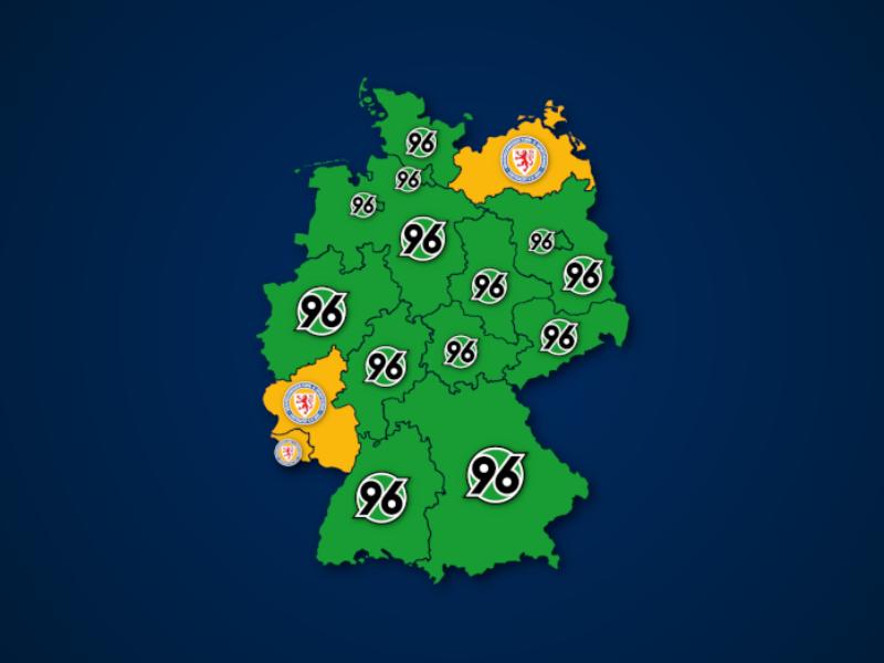Häufiger bei Google gesucht: Hannover 96 oder Eintracht Braunschweig?