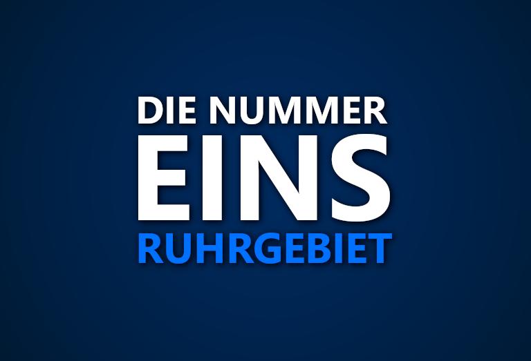 Die Nummer 1 im Ruhrgebiet: Wer war in welcher Saison das beste Team der Region?