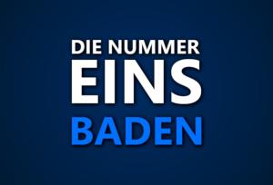 Die Nummer 1 in Baden: Wer war in welcher Saison das beste Team der Region?