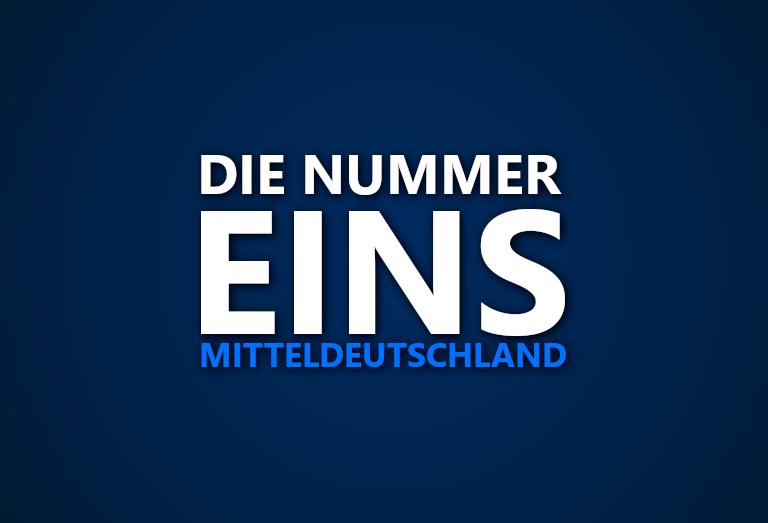 Die Nummer 1 in Mitteldeutschland: Wer war in welcher Saison das beste Team in der Region?
