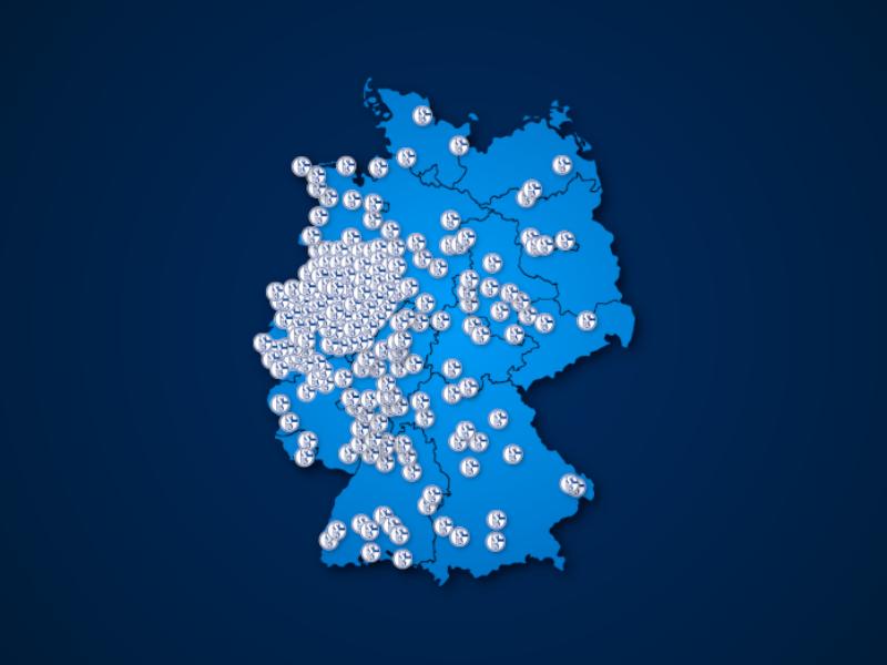 Fanclubs des FC Schalke 04 in Deutschland