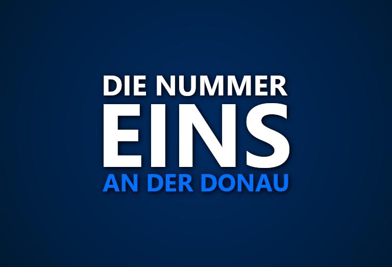 Die Nummer 1 an der Donau: Wer war in welcher Saison das beste Team entlang des Flusses?