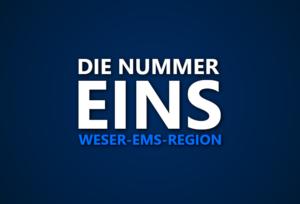Die Nummer 1 in der Weser-Ems-Region: Wer war in welcher Saison das beste Team in der Region?